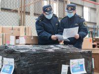 """转拨进口疫情防护物资堪称生死时速,上海海关倾尽资源""""零延时"""""""
