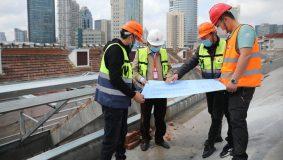 春阳里三期改造项目复工,预计今年三季度竣工交房
