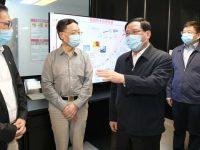李强来到这两所沪上高校,检查疫情防控、复学复课和重大科研攻关