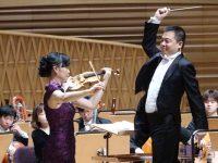 告别155天后,上海爱乐重返剧场演绎《春之祭》,现场来了一批特殊的观众