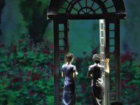 七夕节,上海花园洋房里的这三个姐姐说:就算手中没有花,心中也要有花