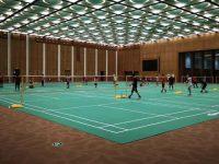 半年损失3000多万,上海这个国际会展中心变身羽毛球场,生意火爆一席难求
