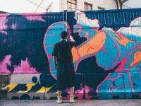 上海市区最长涂鸦墙要消失了?别慌,它只是搬了新家……