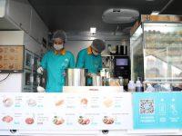 """餐车集市""""嗨""""起来,上海首批餐车集市落地静安长宁,还有一批流动餐车将出发"""