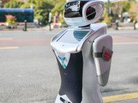 便利老年人出行,上海公交首个智能导乘机器人来了