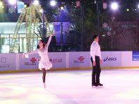 冰雪节开幕!上海白玉兰广场打造沪上最大1200平米冰雪空间