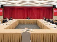市政府全体会议上,上海市长要求强化人物同防,做好重大活动重点场所疫情防控
