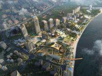 """徐汇2021重大项目发布,传媒港地下""""九宫格""""竣工,徐家汇连廊二期开工"""
