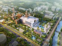 面向全球!吴淞创新城三大项目征集设计方案